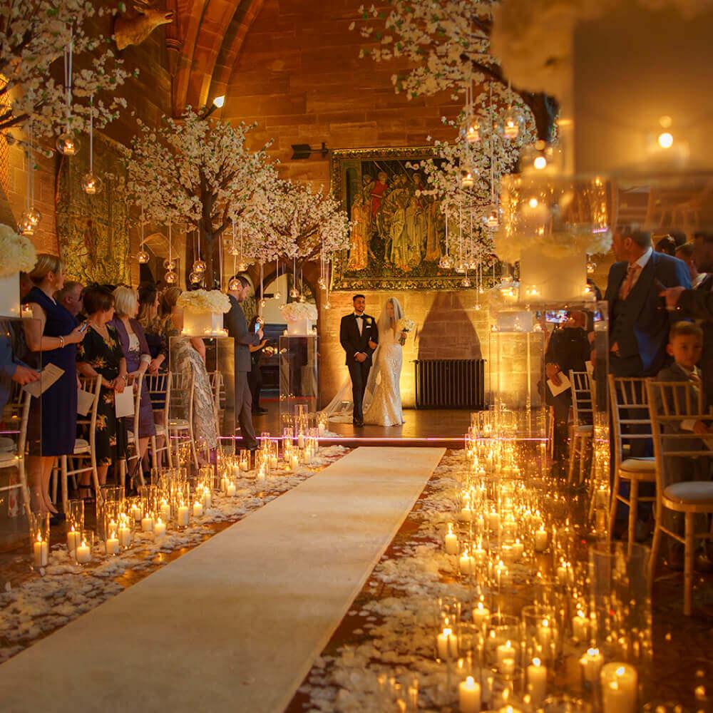 Castle Wedding Venues: Luxury Castle Weddings And Wedding Venue In Cheshire