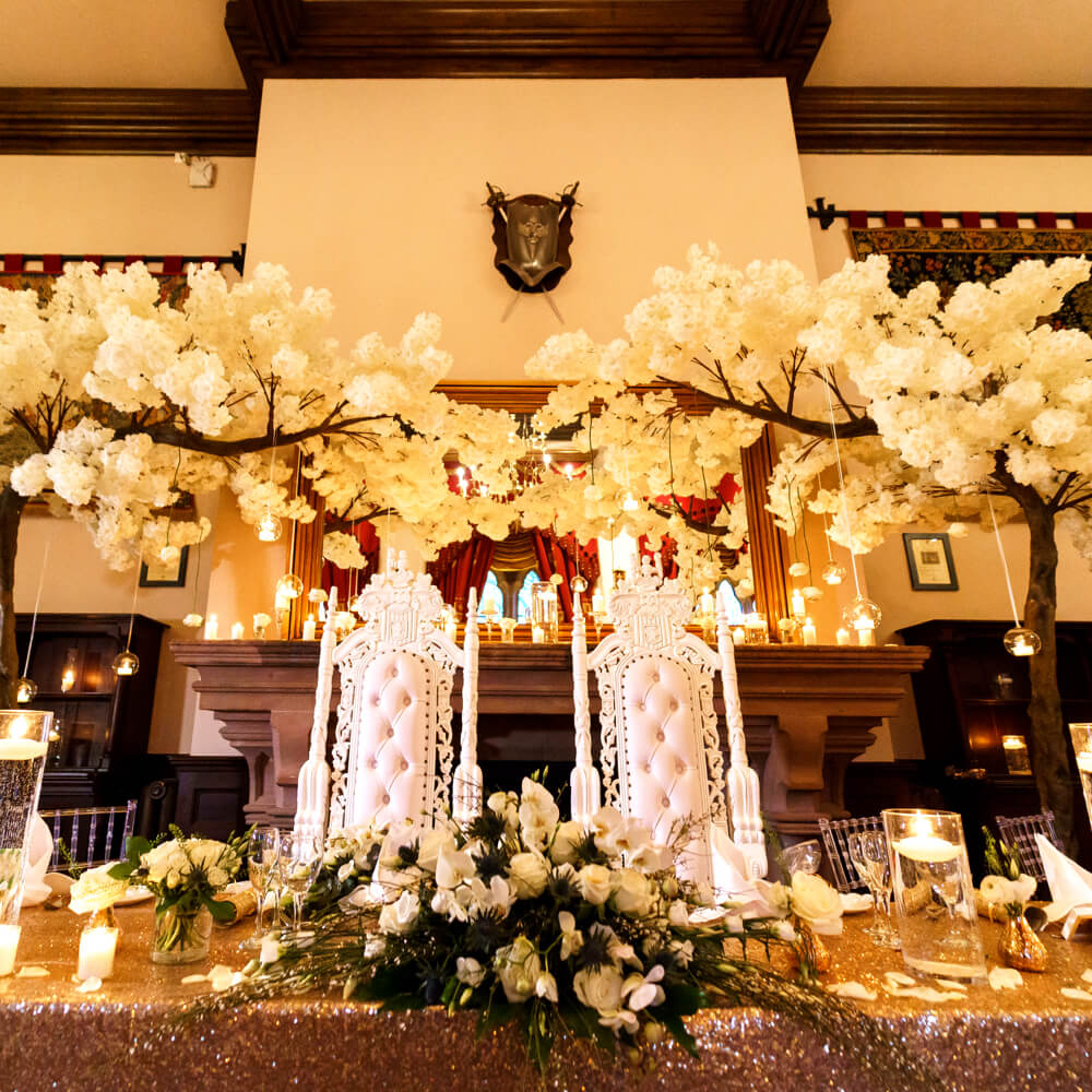 Luxury Castle Weddings And Wedding Venue In Cheshire